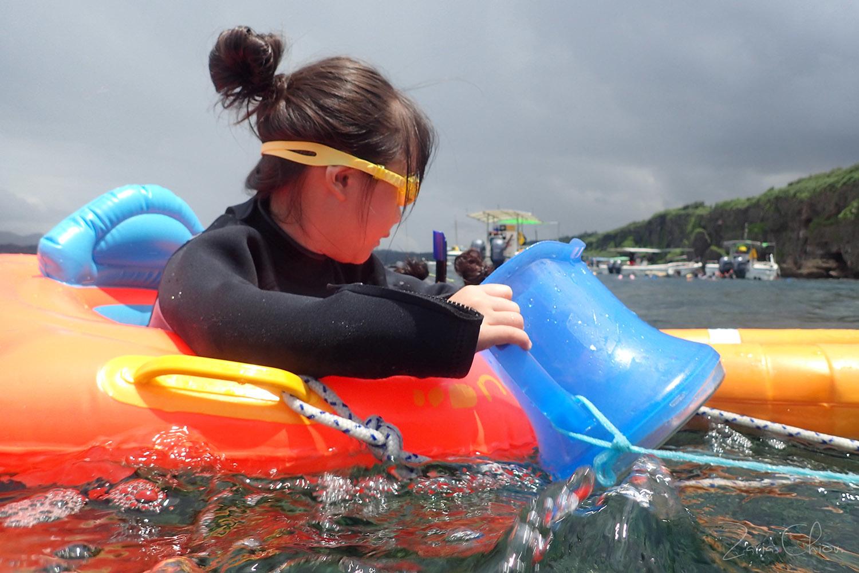 Gigi青洞浮潛 兒童觀景桶