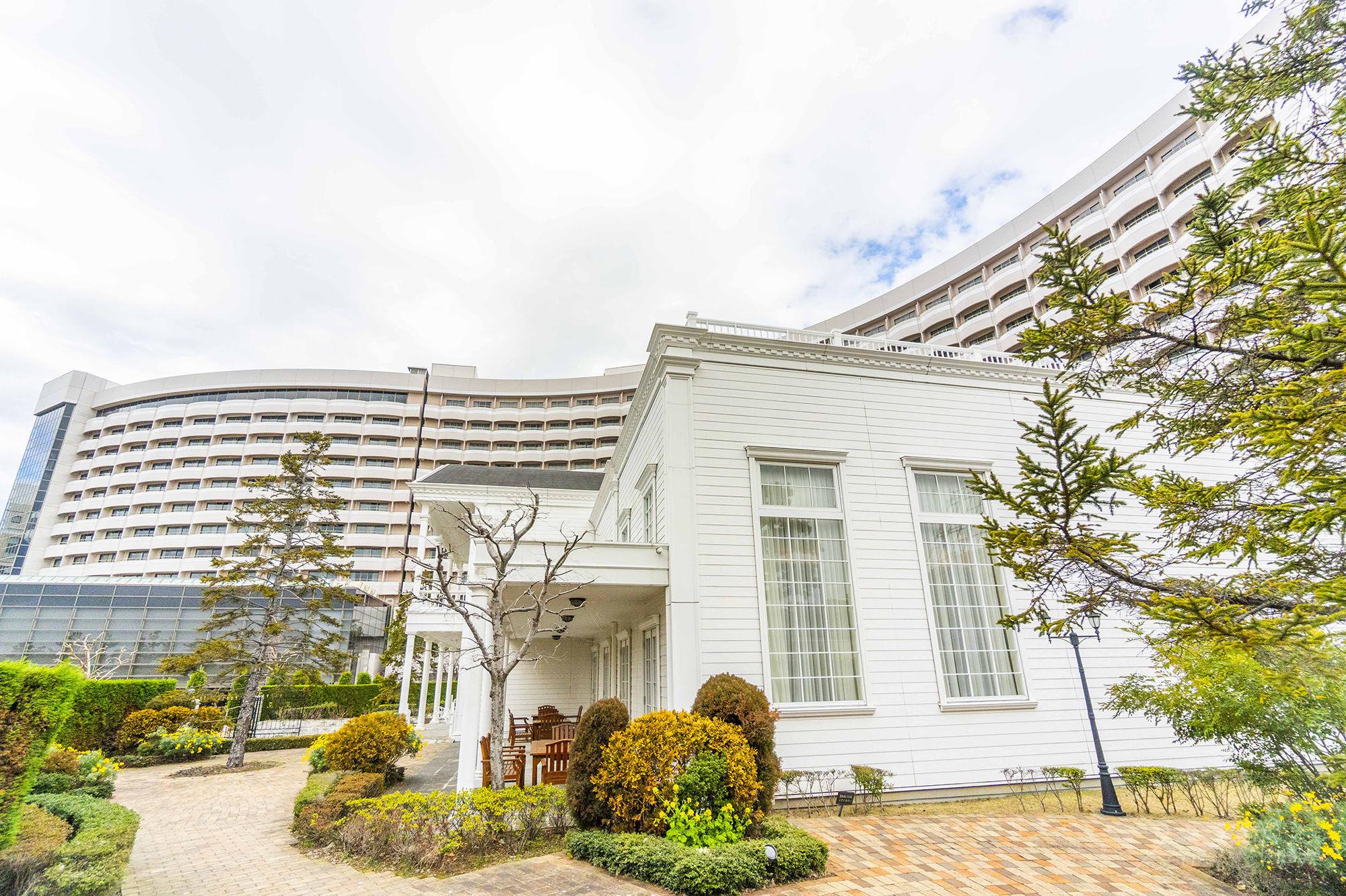 Building_Sheraton Grande Tokyo Bay Hotel