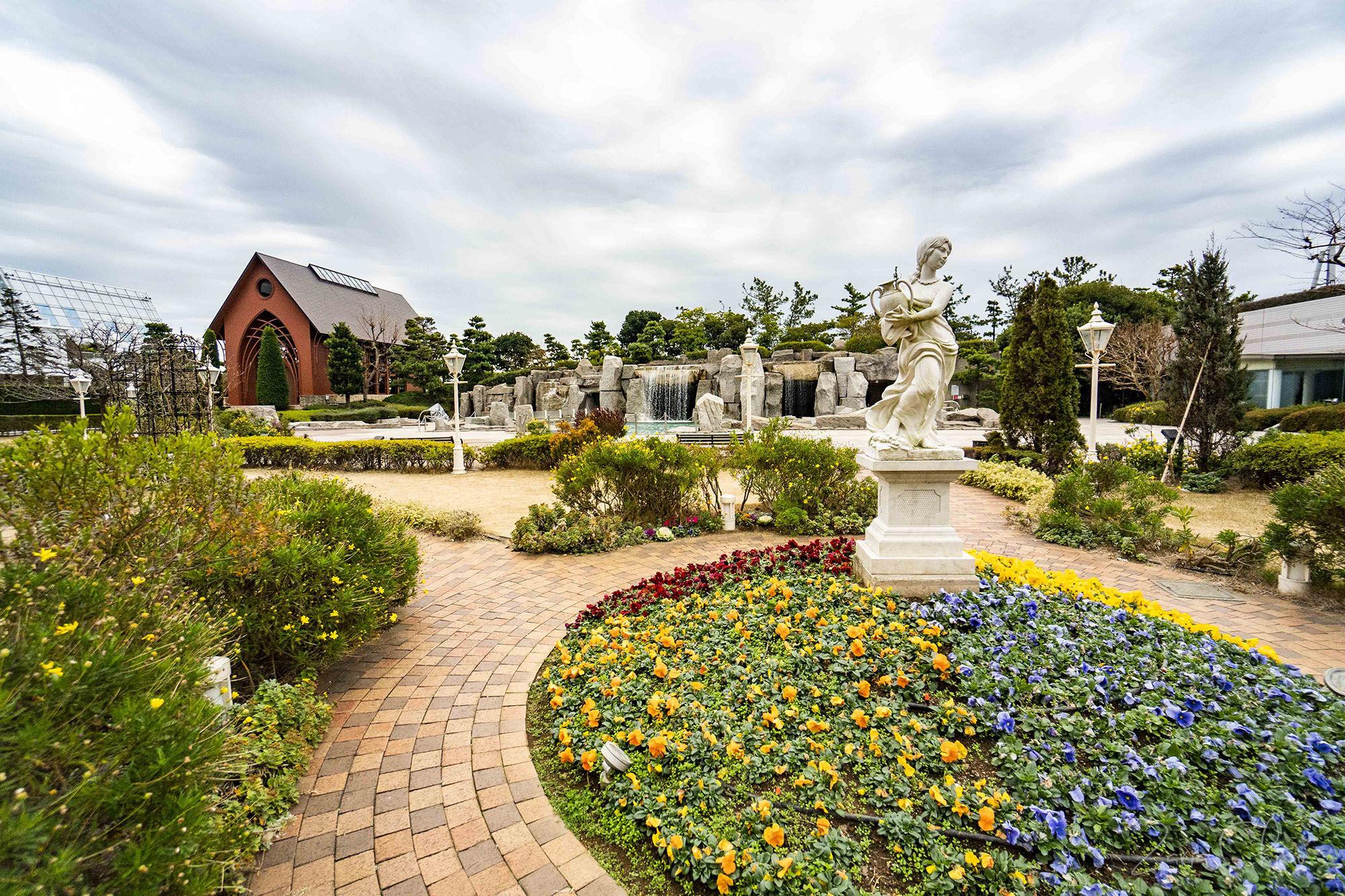 Garden_Sheraton Grande Tokyo Bay Hotel