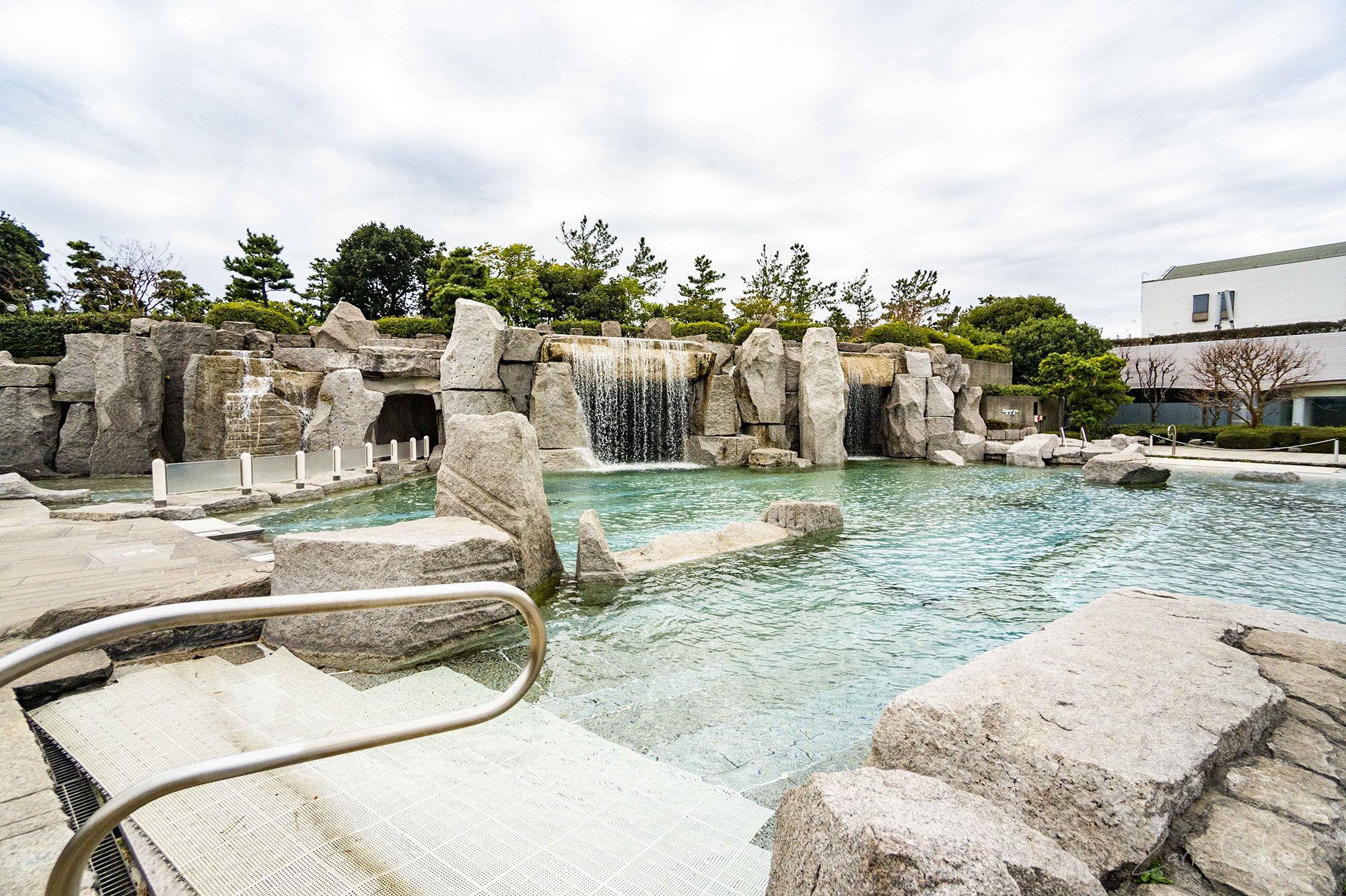 Outdoor Swimming Pool_Sheraton Grande Tokyo Bay Hotel