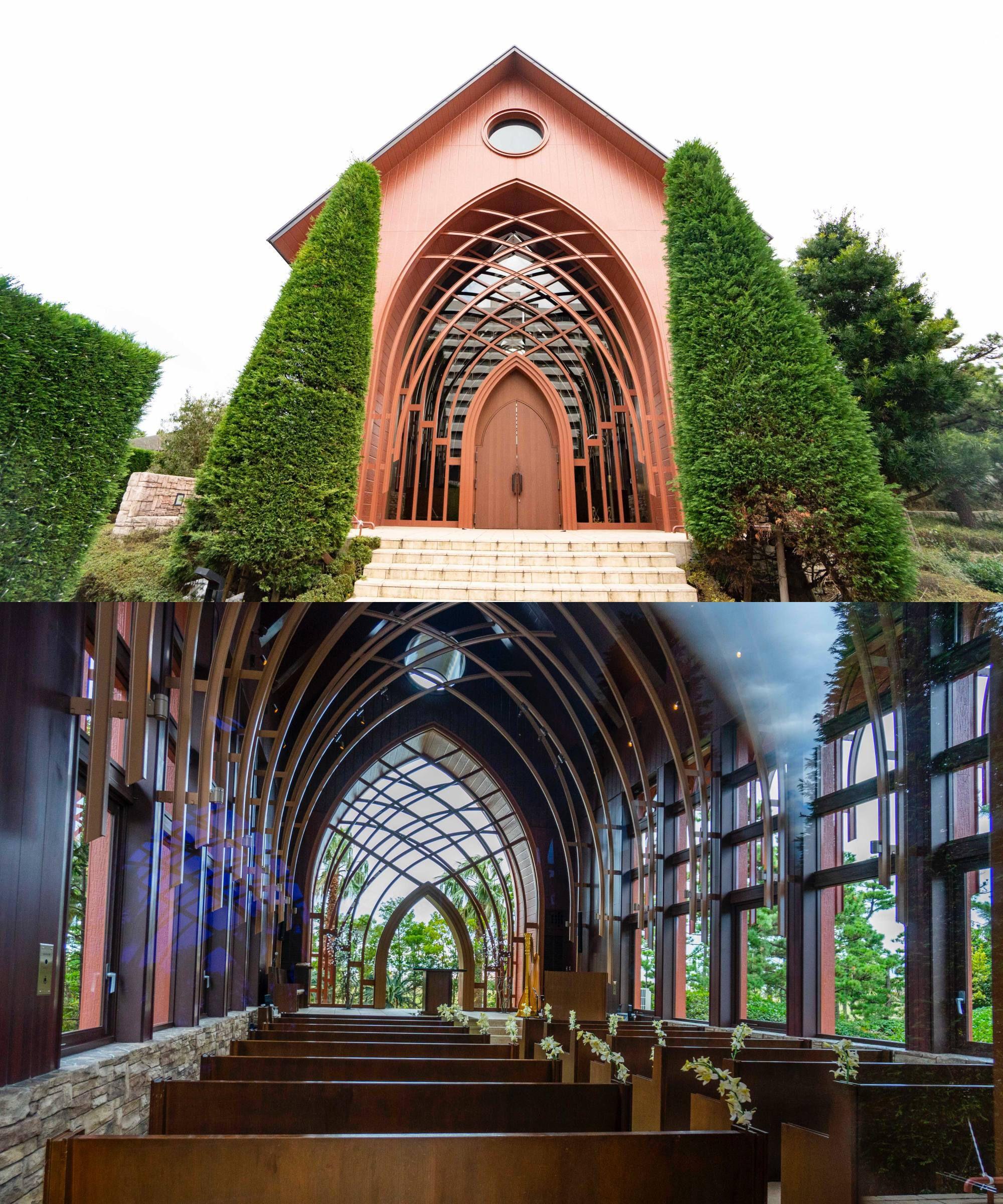 Church_Sheraton Grande Tokyo Bay Hotel