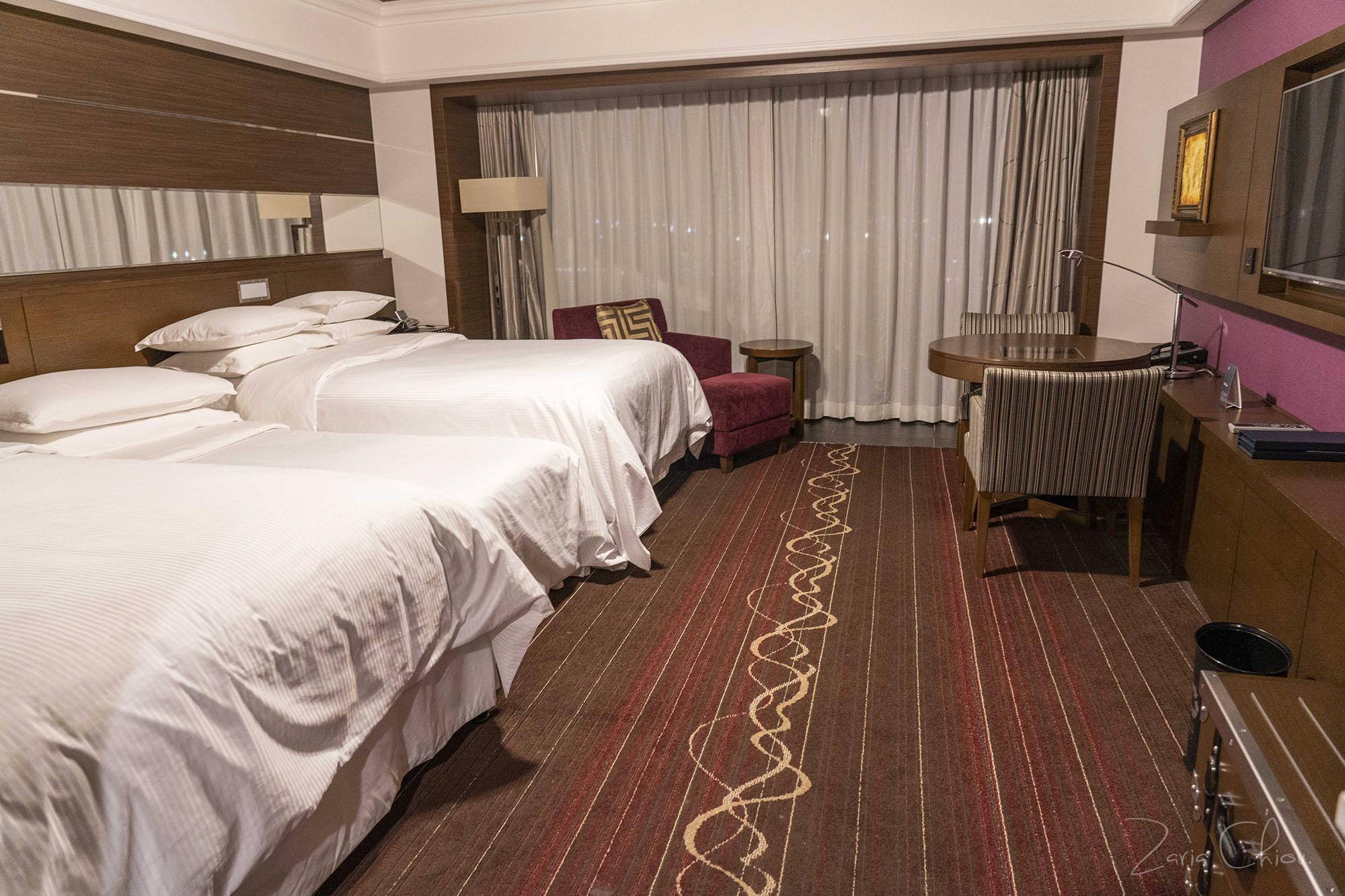 3 Bedoom_Sheraton Grande Tokyo Bay Hotel