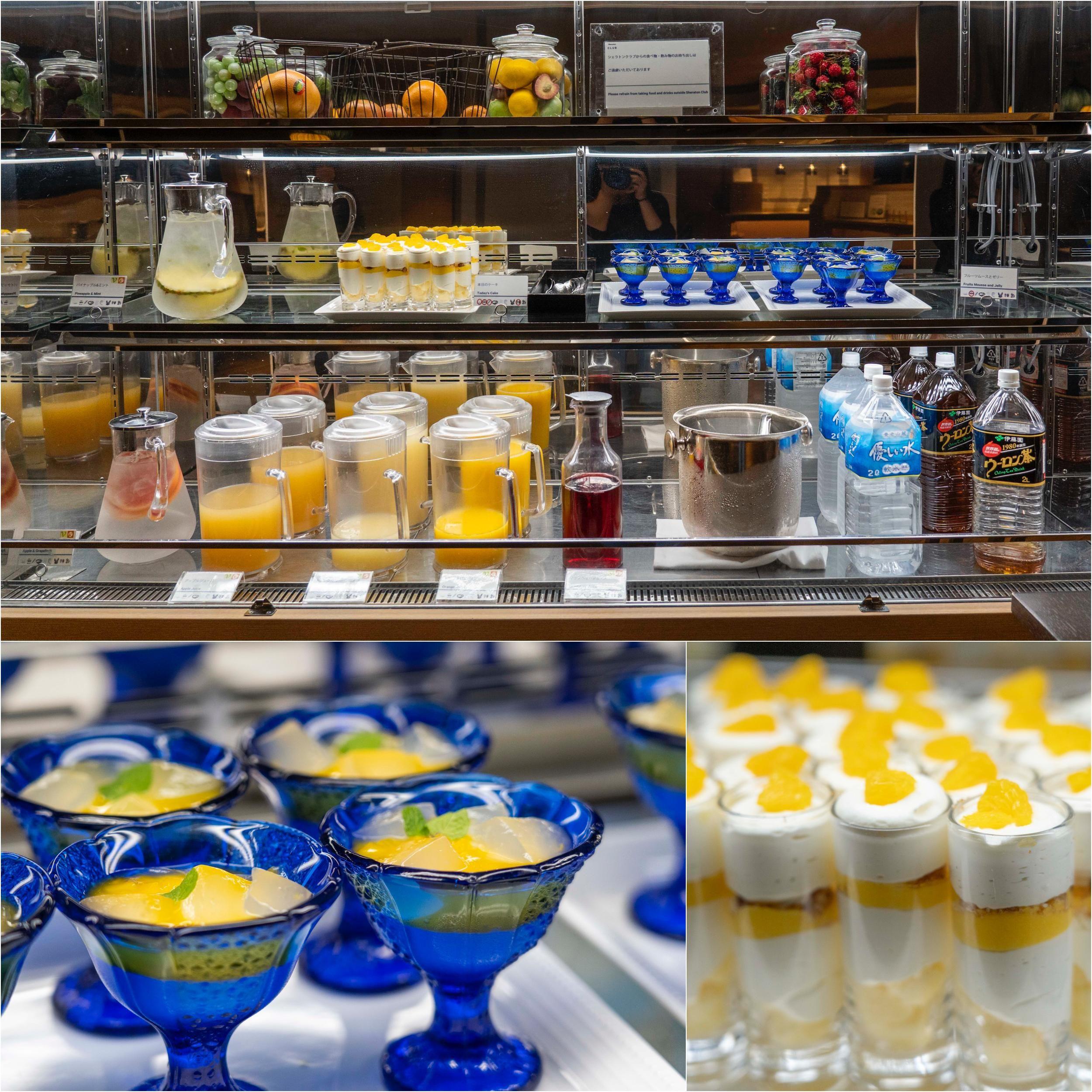 Sheraton Club_Evening Cocktail