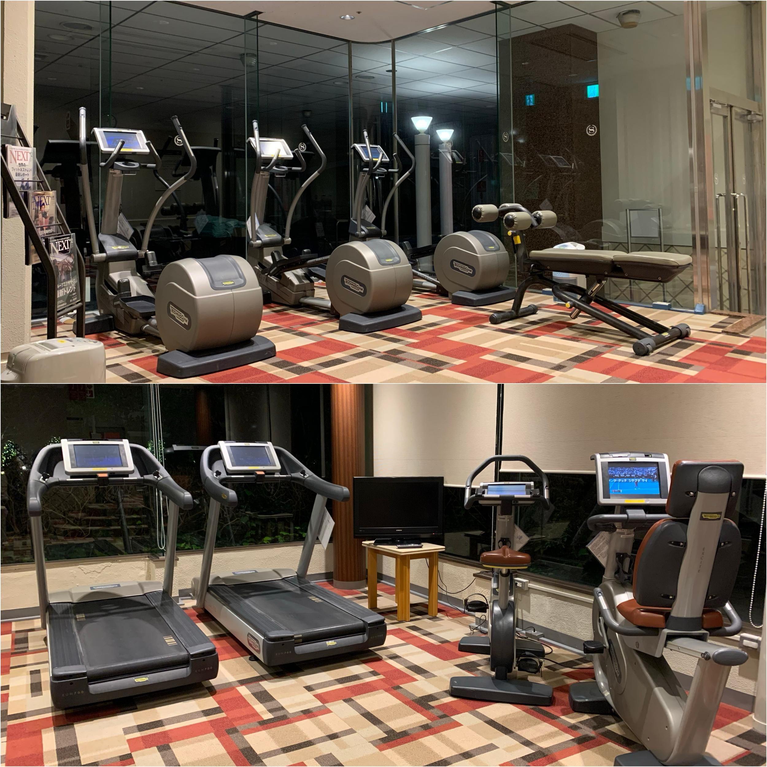 Sheraton Grande Tokyo Bay Hotel_Gym
