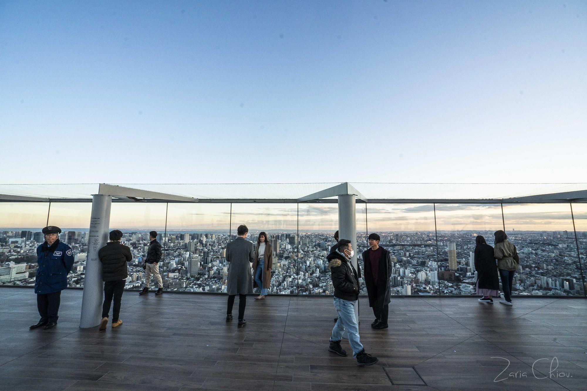 SHIBUYA SKY _ Sky Stage