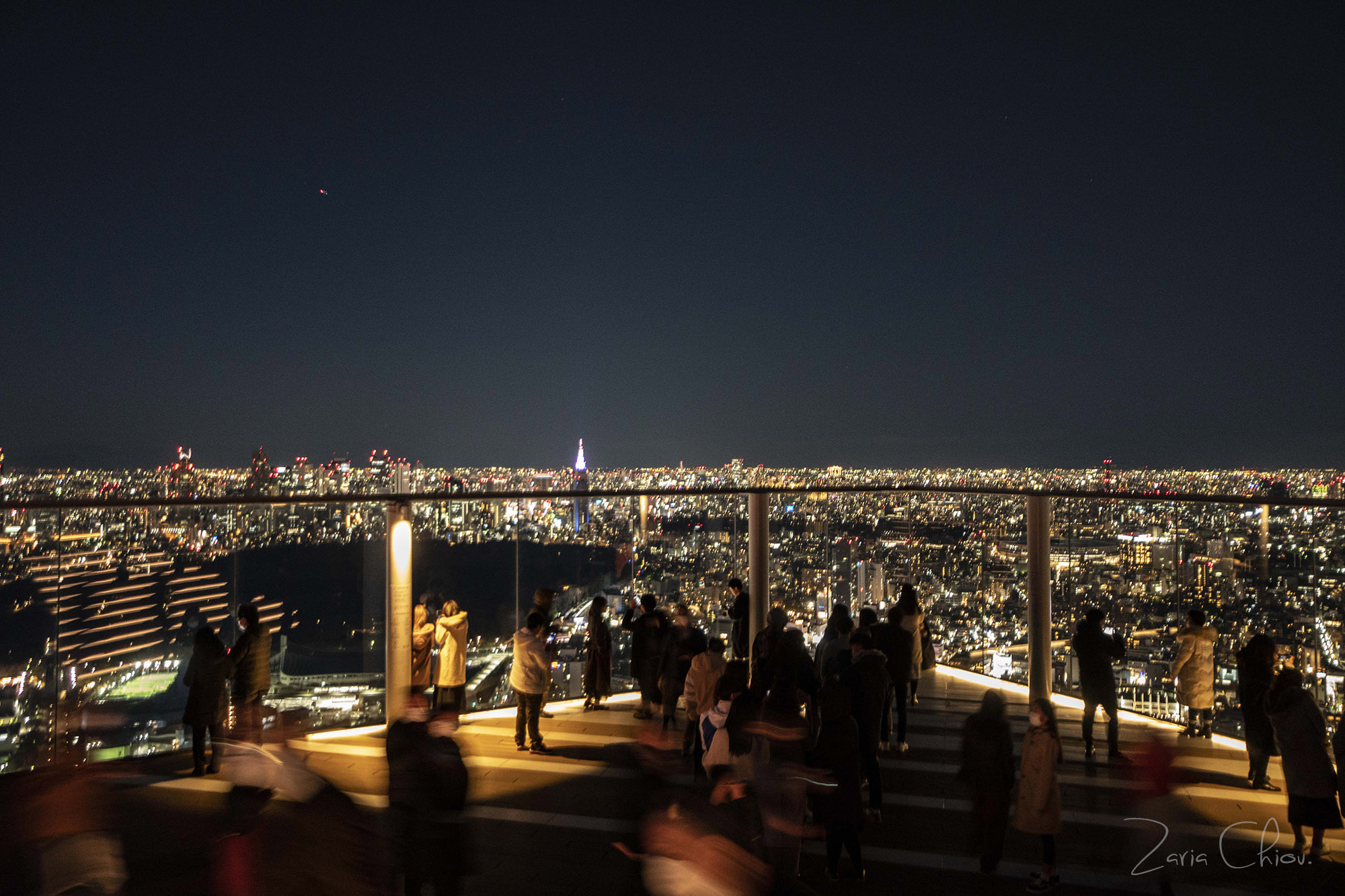 SHIBUYA SKY _ Sky Edge
