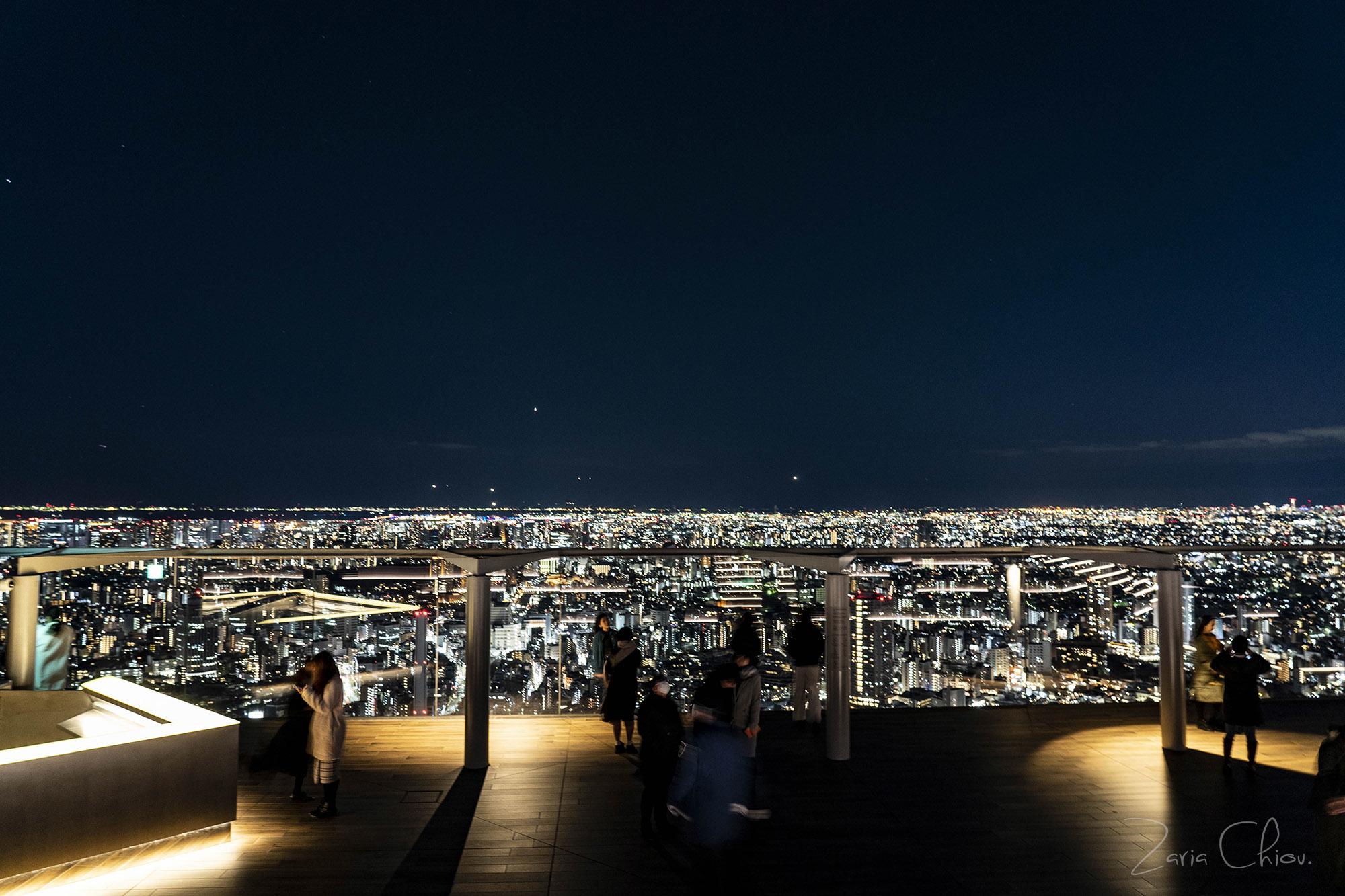 SHIBUYA SKY_Sky Stage