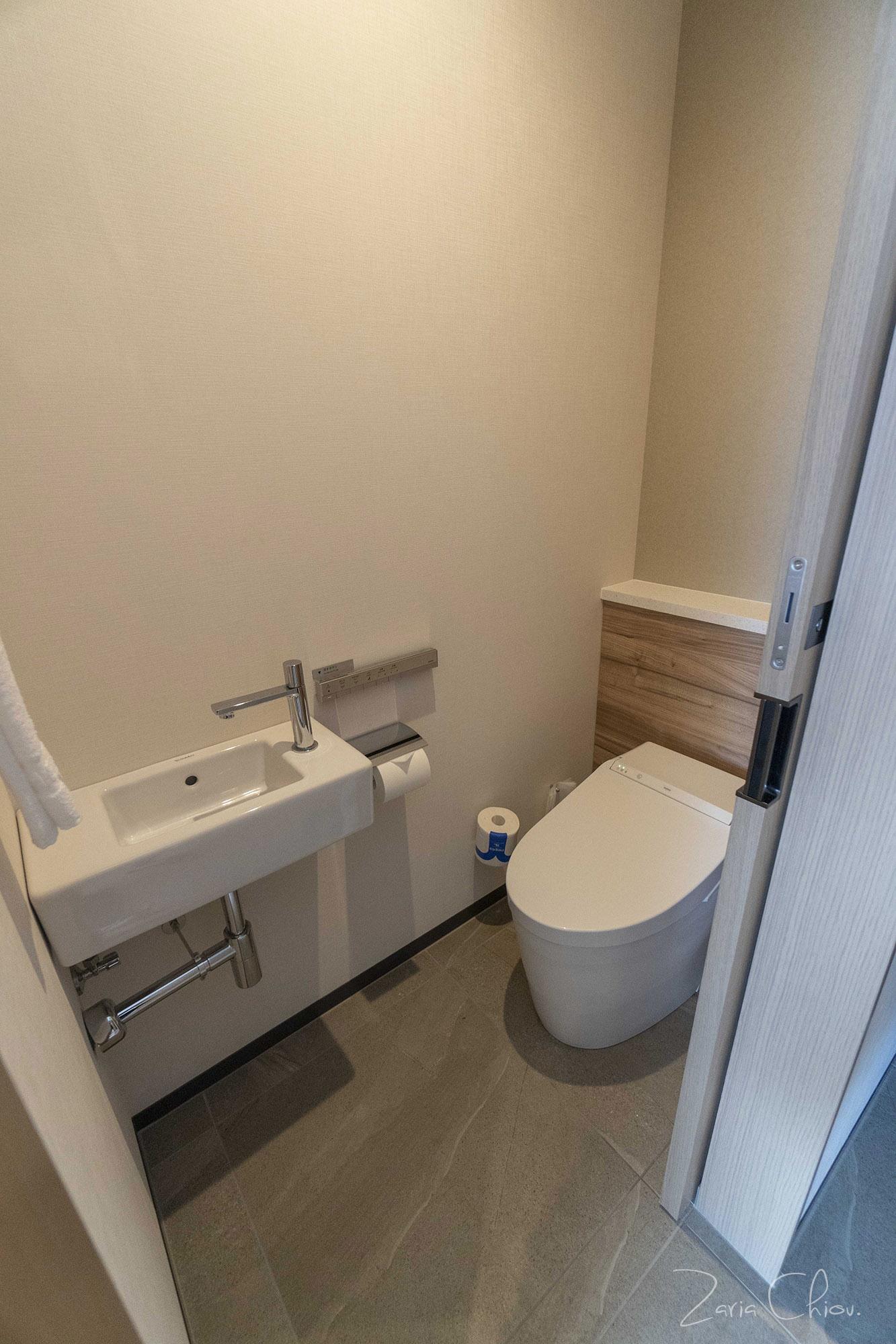 BLOSSOM HIBIYA_Toilet