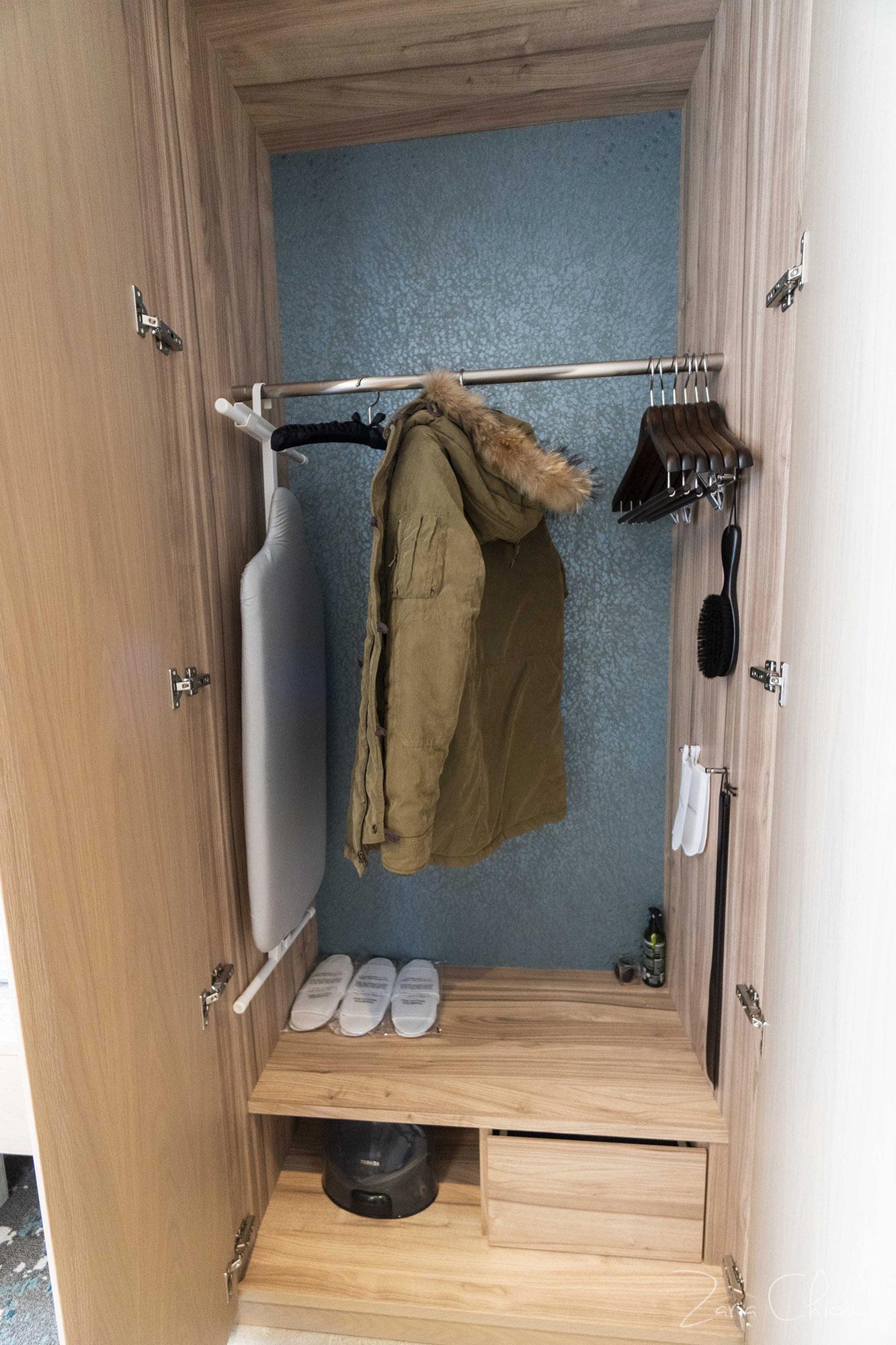 BLOSSOM HIBIYA_Closet