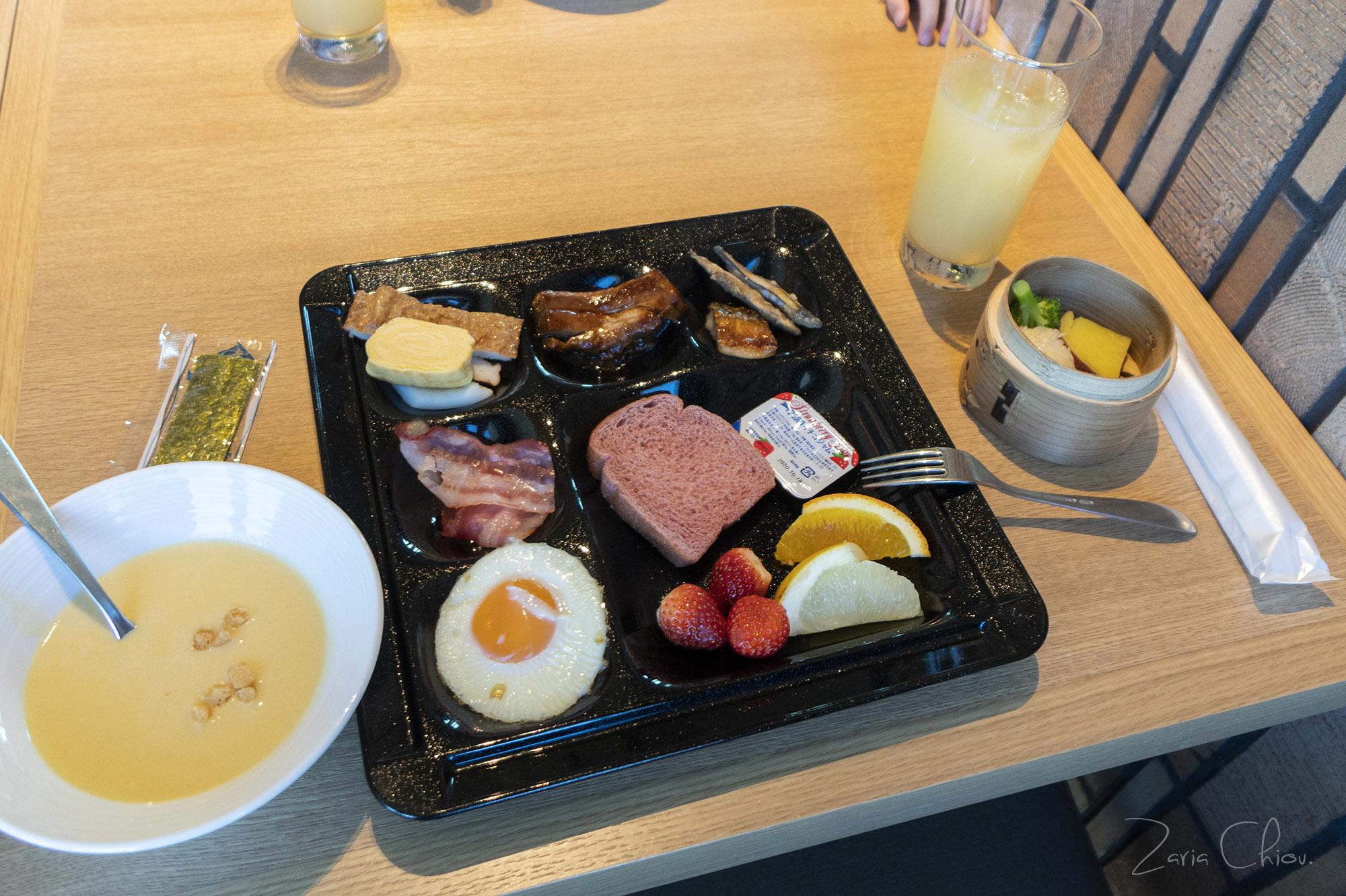 BLOSSOM HIBIYA_Breakfast