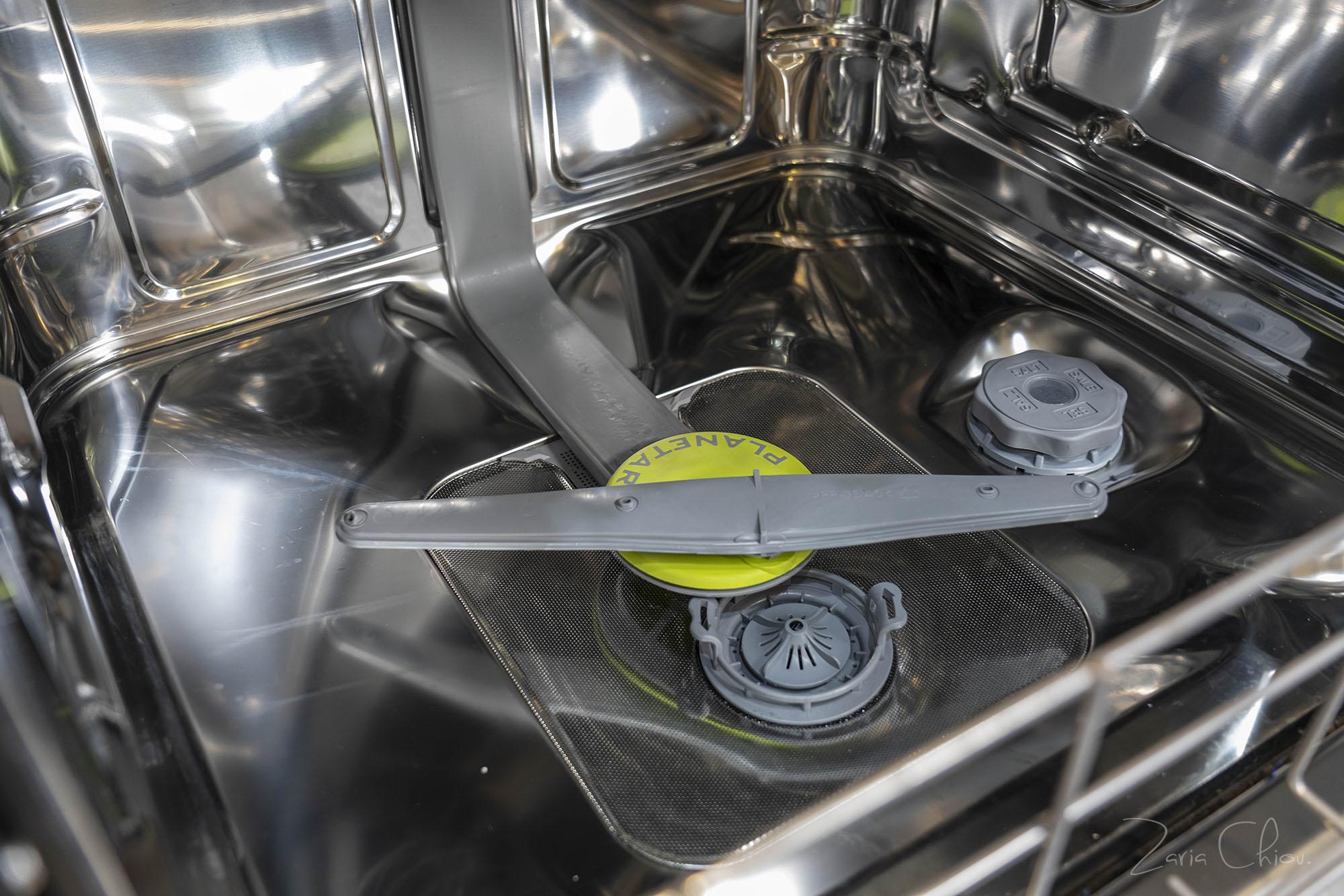 Smeg 零死角洗碗機