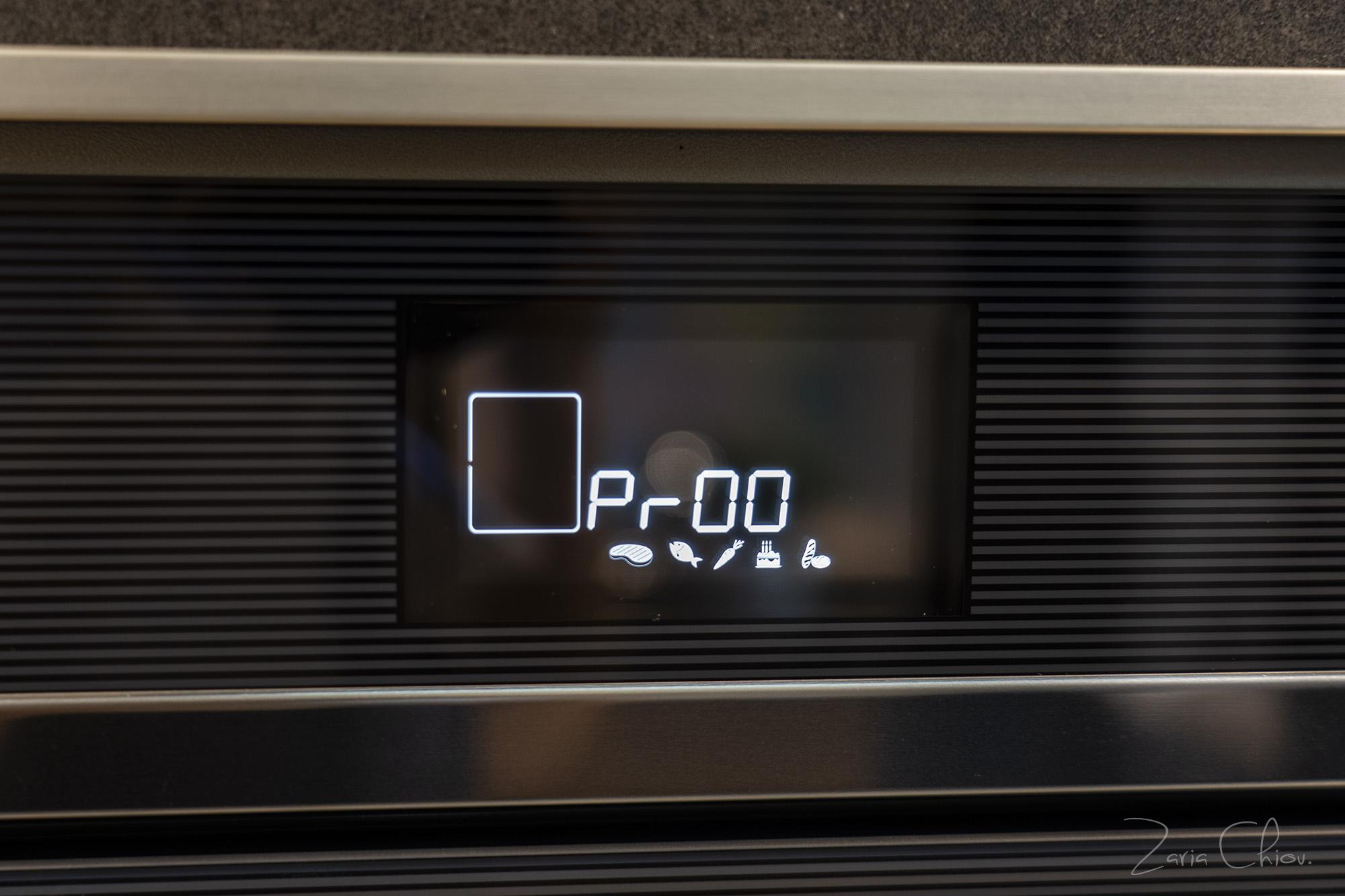 Smeg烤箱 自動程序