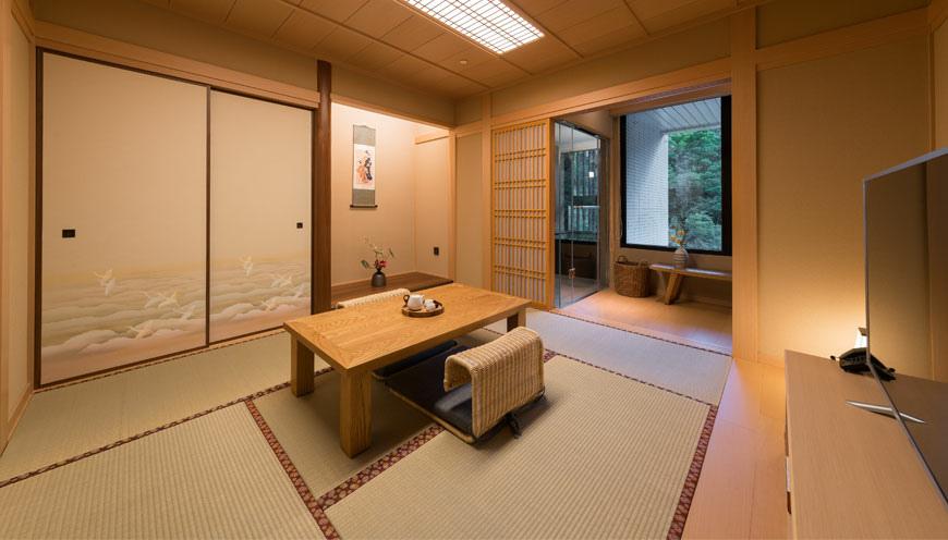 經典日式客房