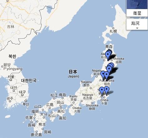 2012日本東北自由行 - Google 地圖-155500 (2)