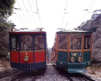 六甲山Cable01