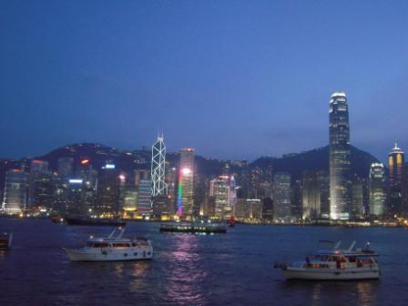 香港維多利亞港夜景19.JPG