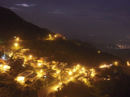 九份的夜09.JPG