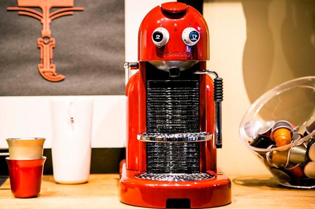 用Nespresso勾勒美好居家藍圖