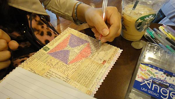 》學生美術紙創意畫練習(1)