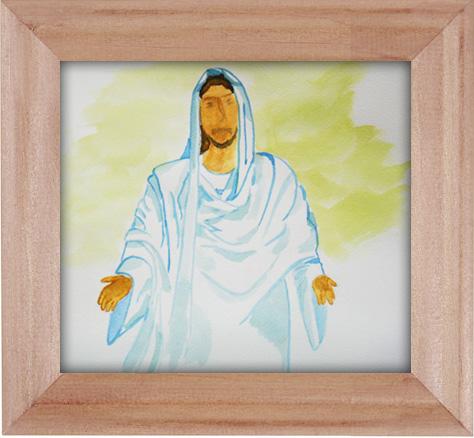 1.耶穌像