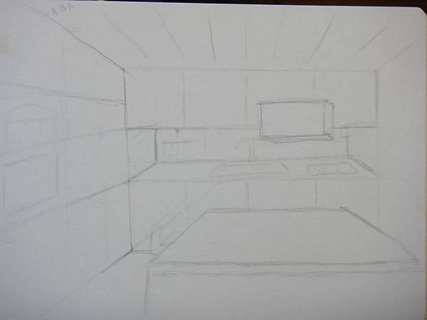 》學生透視空間模擬學習練習(6)