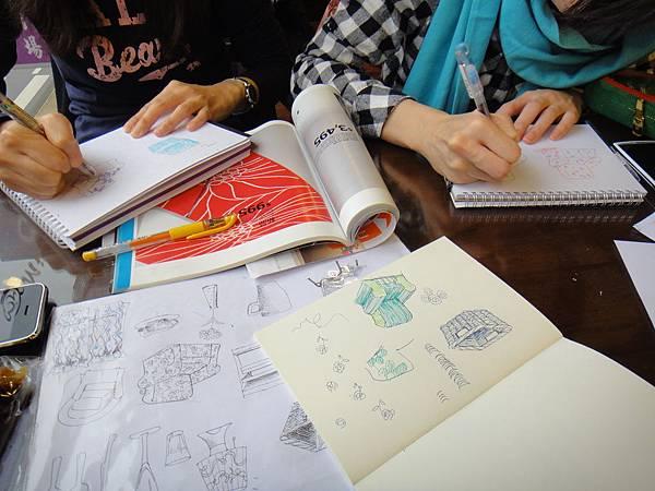 》學生透視概念學習練習(2)