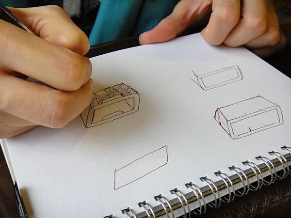 》學生透視概念學習練習(7)