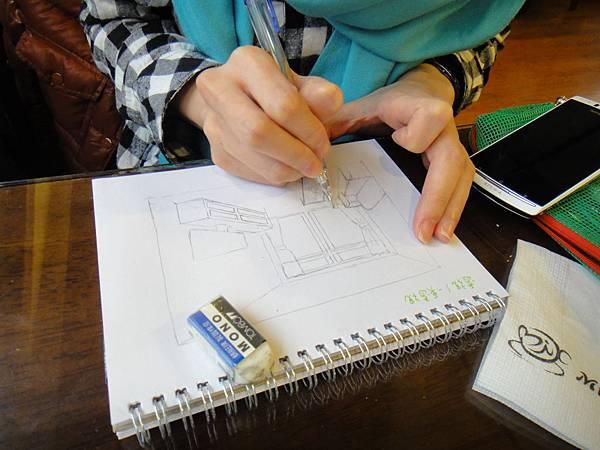 》學生透視空間模擬學習練習(2)