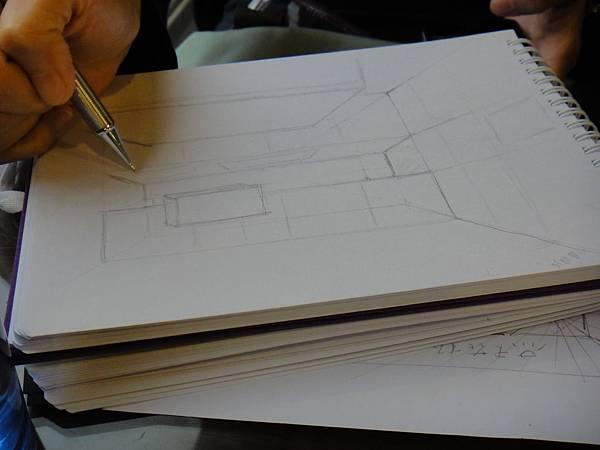 》學生透視空間模擬學習練習(5)