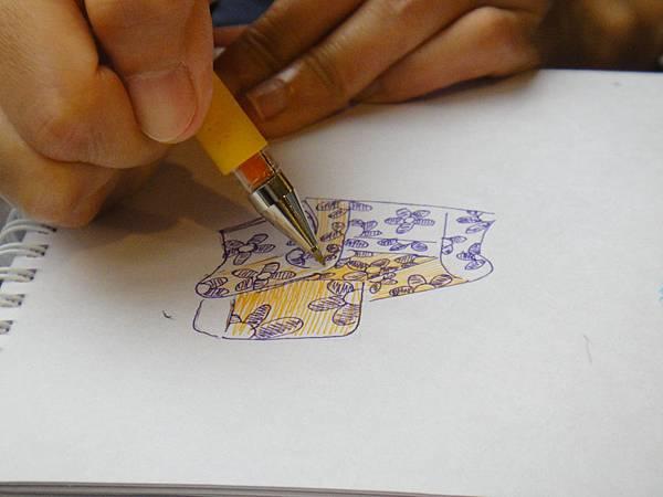 》學生透視概念學習練習(3)