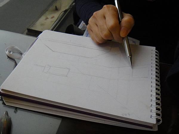 》學生透視空間模擬學習練習(4)