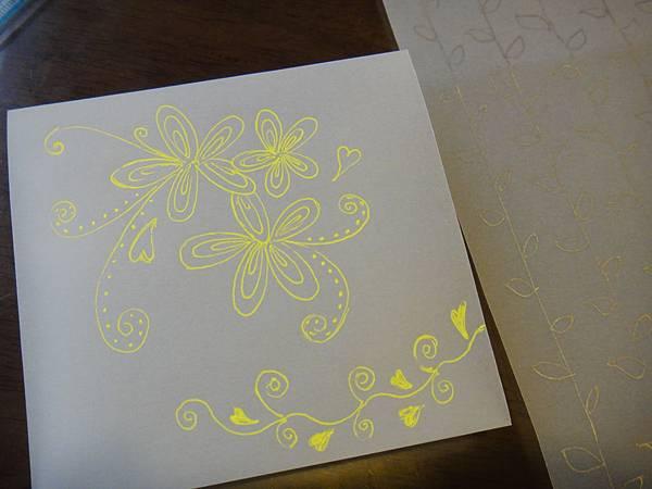 》Lisa包裝紙設計(2)