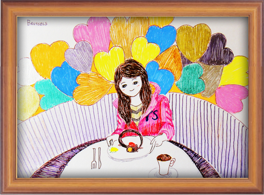 》Lisa_(好吃的甜點)