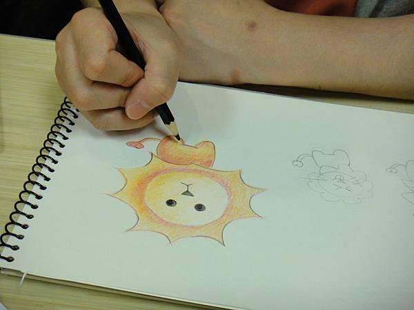 》動物園裏的可愛動物畫法(光影上色練習)(3)