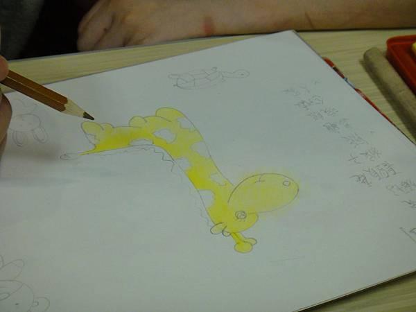 》動物園裏的可愛動物畫法(光影上色練習)(4)