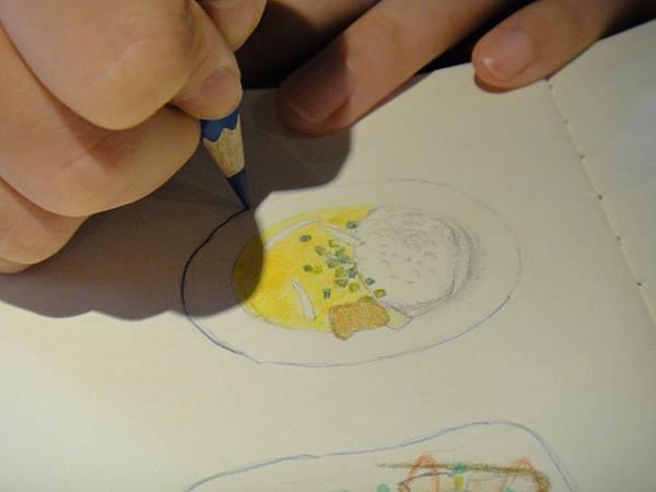 》學生色鉛筆記用圖示畫練習(7)