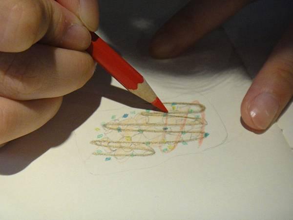 》學生色鉛筆記用圖示畫練習(4)