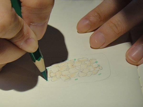 》學生色鉛筆記用圖示畫練習(2)