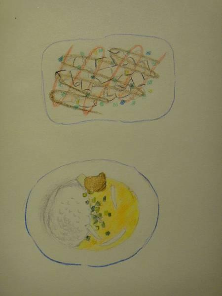 》學生色鉛筆記用圖示畫練習(成品)