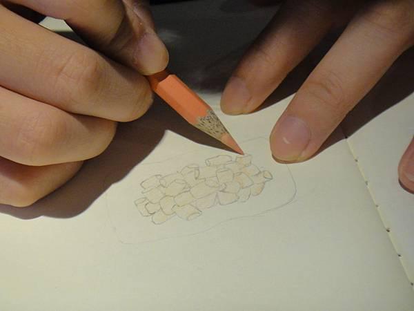 》學生色鉛筆記用圖示畫練習(1)