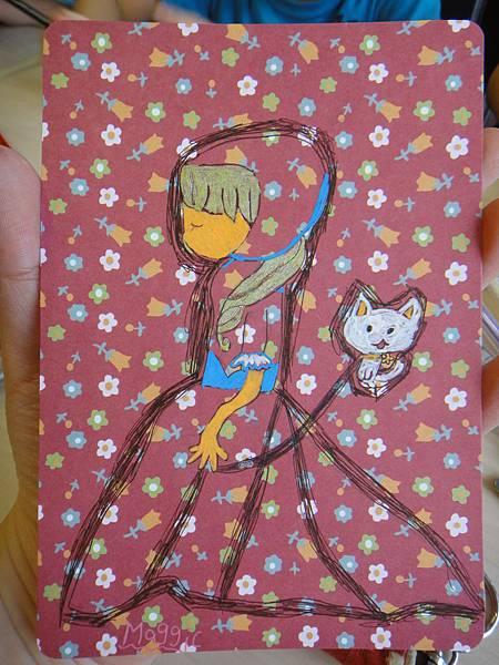 》小朋友美術紙創作畫體驗(7)