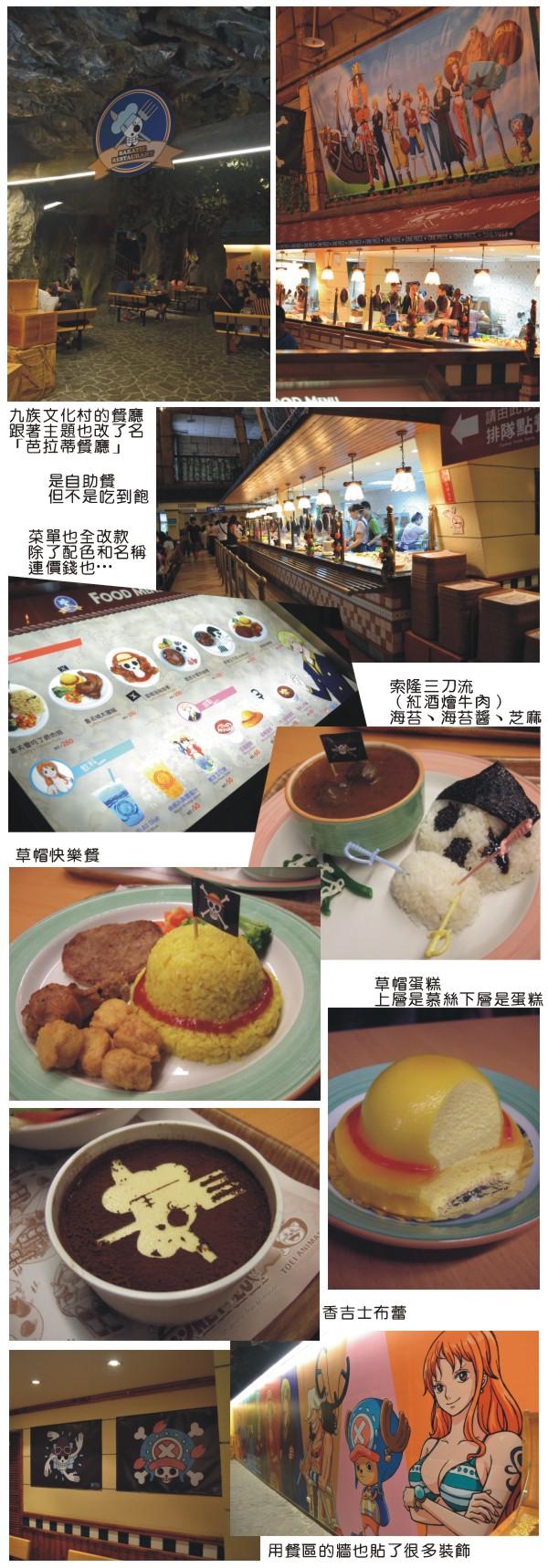 20120831九族文化村芭拉蒂餐廳