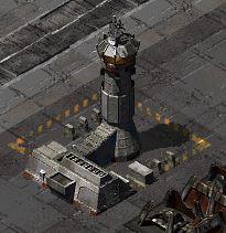 重型控制塔