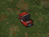 短程飛彈車