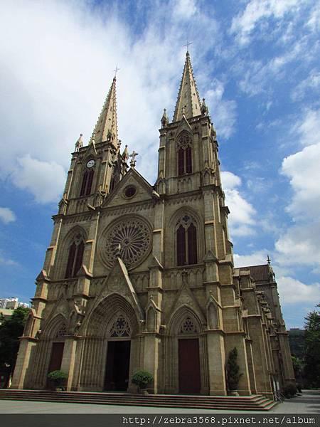廣州 聖心大教堂