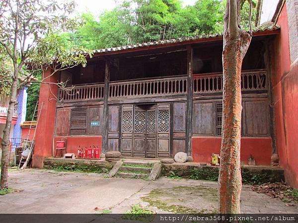 笻竹寺最老建築-歷代僧人住所