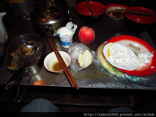 牦牛肉湯和生日蛋糕