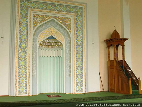 Khazrati Imam Mosque禮拜中心