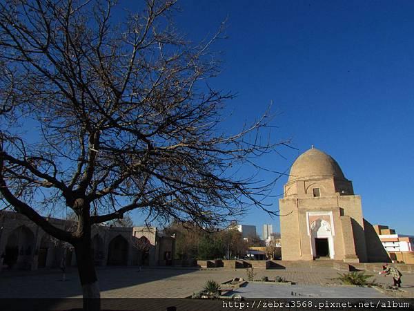 Rukhobod Mausoleum