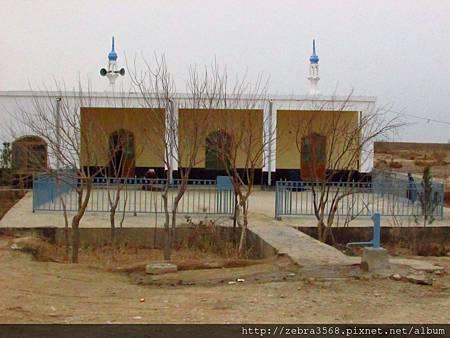 路邊的清真寺